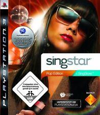 PS3 / Sony Playstation 3 Spiel - SingStar: Pop Edition (DEUTSCH) (mit OVP)