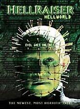 Hellraiser - Hellworld (DVD, 2005)