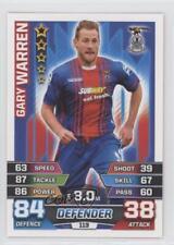 #112 Gary Warren Scottish Premier League Match Attax 2012//13 SPL