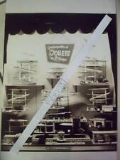 PHOTO 1 1958 MAGASIN  DEPREUX STATION GARAGE VROOM 1/43