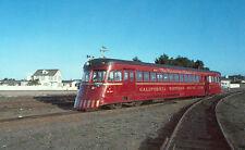 WILLITS,CALIFORNIA-CALIF WESTERN #M300 RAILBUS(AV275*)