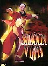 Shaolin vs. Lama DVD