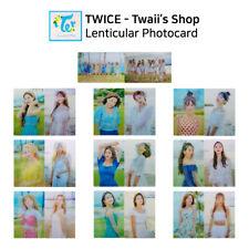 TWICE - POP UP STORE Twaii's Shop Official Lenticular Photocard - Member SET