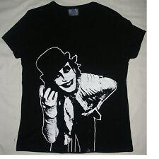 Singe joker qu'Femmes Noir T-SHIRT GARS Punk Oi!