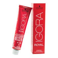 Schwarzkopf Professional Igora Royal 60ml - 50 Farbtöne Haarfarbe Coloration