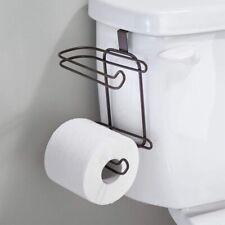 Roll Paper Holder Toilet Tissue Towel Storage Organizer Hanging Shelf Rack Kitch