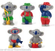 Schoeller Koala Baeren 1996 Auswahl Fremdfigur ohne BPZ Koalas
