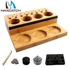 Maxcatch Organiseur d'outil d'assemblage de mouche de pêche caddy DIY