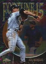 1999 Topps Chrome Fortune 15 Baseball Cards Pick From List