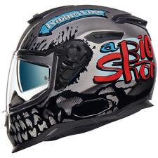 Nexx SX100 Street Motorcycle Full Face Helmet - Big Shot - CHOOSE SIZE