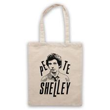 PETE SHELLEY UNOFFICIAL BUZZCOCKS TRIBUTE PUNK ROCK TOTE BAG LIFE SHOPPER