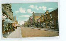 England, South Shore Church Street Scene 1910 (361-84)