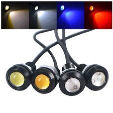 Eagle Eye circulación diurna LED DRL 12 V 10 W 16 mm Lámpara Luz Trasera Motocicleta Auto
