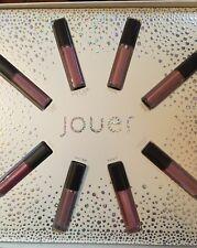 Jouer Cosmetics Liquid Lipstick Lip Creme Minis / Travel Size  - Best of Nudes