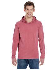 4900 Comfort Colors Adult 6.1 oz. Long-Sleeve Hooded T-Shirt