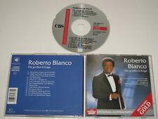 ROBERTO BLANCO/DEI GRO?EN ERFOLGE(CBS 463277 2) CD ALBUM