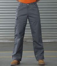 RUSSELL pantalones largos TRABAJO twill algodón HEAVY poliéster TALLA de 38 a 56