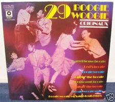 V.A. - 29 BOOGIE WOOGIE ORIGINAUX Double LP