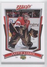 2007-08 Upper Deck MVP #259 Martin Gerber Ottawa Senators Hockey Card