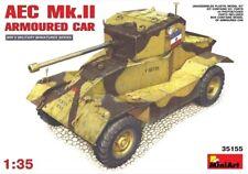 MIN35155 - Miniart 1:35 - AEC Mk.II Armoured Car