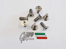 Titanium M8 x 20mm Countersunk Socket Screws