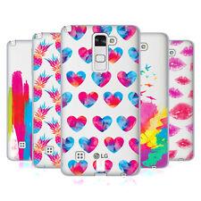 Design di HEAD CASE Craze! Soft TREND Gel Custodia per telefoni LG 3