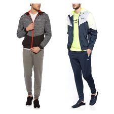 Mens LCWAIKI Activewear Hooded Sports Mesh Lined Short coat Spring Summer Jacket