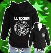 Lil Rocker Kid Zip Hoodie, Darkside
