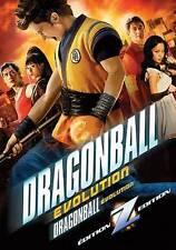 DRAGONBALL EVOLUTION (DVD, 2009, Canadian; Z-Edition)