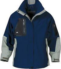 Stormtech H2Xtreme Women's 10,000 mm Waterproof Jacket Navy Greystone T-1W