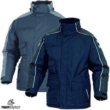 Delta Plus Panoply Nordland Cold Work Storage Freezer Thermal Parka Jacket Coat