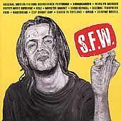 """S.F.W."" Soundtrack (CD 1994) 13-Tracks Soundgarden/Hole/Gwar/Revell *EXCELLENT*"