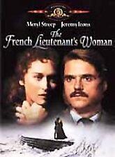 The French Lieutenant's Woman DVD Meryl Streep Jeremy Irons Brand New Sealed