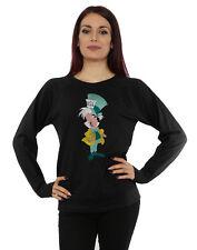 Disney Women's Classic Mad Hatter Sweatshirt
