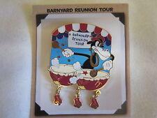 Disneyland Disney 2001 Disneyana Family Reunion Pin #4 Barnyard Reunion Tour