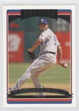 2006 Topps Updates & Highlights UH34 Robinson Tejeda Texas Rangers Baseball Card