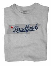 Bradford Tennessee TN Tenn T-Shirt MAP