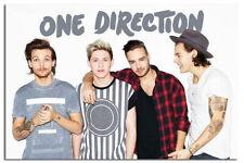 88182 One Direction Without Zayn Landscape Decor LAMINATED POSTER DE