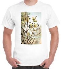 Victoriano Primavera Día Pintura Camiseta Victoriana Prado Abejas Hermosa