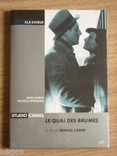 LE QUAI DES BRUMES - MARCEL CARNE -  DVD