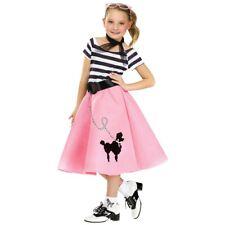 Soda Shop Sweetie Costume Halloween Fancy Dress