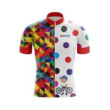 Kids Cycling Jersey Bicycle Sportswear Top Clothing Boys/Girls Bail jersey