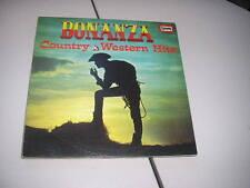 LP VA Bonanza Country + Western Fav EUROPA Nashville Ra