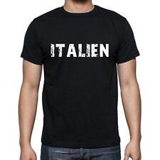 italien, t-shirt pour les hommes, chemise, cadeau, tshirt avec des lettres