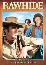 Rawhide - The Second Season Vol. 1 (DVD, 2007, 4-Disc Set) Clint Eastwood!