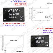 AC-DC Inverter 110v-220v 230V To 12V 5V Switching Power Adapter Converter Module
