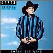 Ropin' the Wind [Bonus Track] by Garth Brooks (CD, Feb-2007, Pearl)