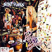 Surf Punks: Party Bomb  Audio CD