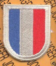 US Army FORCES Command FORSCOM BIP Beret Flash patch