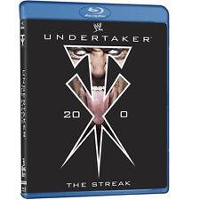 WWE: Undertaker - The Streak [Blu-ray], New DVDs